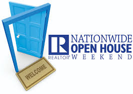 Home Decor Logos Realtor Nationwide Open House Promotional Materials