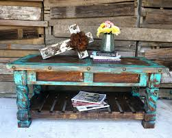 western themed table centerpieces coffee table diy western for living room southwestern sets