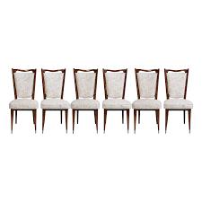 Mid Century Dining Chairs Upholstered Buy Viyet Designer Furniture Seating Vintage Mid Century