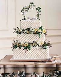 green wedding cakes martha stewart weddings