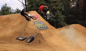 Backyard Bmx Dirt Jumps Tra Bmx Double Cross U0026 Dirt Jump Comp Ride Bmx