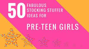 stocking stuffers for adults 50 stocking stuffer ideas for pre teen girls stuffers for stockings