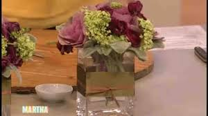 how to make flower arrangements how to make a kale flower arrangement martha stewart
