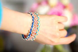 beaded braided bracelet images Crashingred diy braided bracelet with beads crashingred jpg