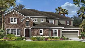 New Home Construction Winter Garden Fl Emerald Pointe At Hickory Hammock Lakefront Homes New Homes In