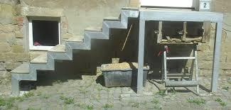 treppen einschalen treppen bauanleitung zum selber bauen