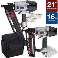 Husky Floor Nailer by Husky Professional Framing Nailer And Finishing Kit Dppffk The
