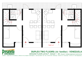 duplex two floors bi familiar venezuela presanella
