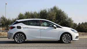 2016 opel astra gsi spied could have 250 hp