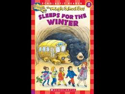 the magic school sleeps for the winter read by bookboy