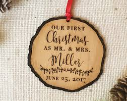 our first christmas etsy