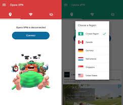 opera u0027s free vpn arrives on android slashgear