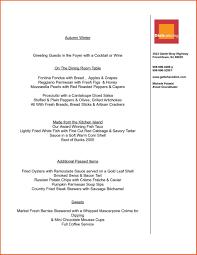 wedding drink menu template drink menu template microsoft word write happy ending
