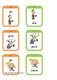 Action Linking Verbs Worksheet Free 27 Verbs Flashcards Receptive Expressive Pinterest