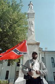 Black Flag Statue Puzzle Black Mississippi Flag Supporter Dies In Traffic Accident The