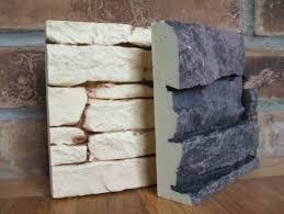 Faux Brick Interior Wall Covering Interior Wall Covering Ideas Faux Stone Veneer Wall Covering