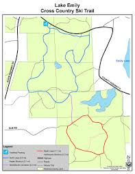 Montgomery County Snow Removal Map Florence County Recreation Guide U0026 Trail Maps