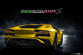 lamborghini car 2017 is this the 2017 lamborghini aventador s u2013 gaskings