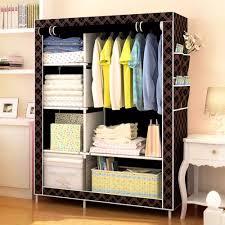 quality 105nt fashion clothes wardrobe organizer lazada ph