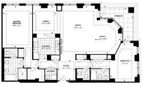2 bedroom condo floor plans the regency condos yorkville toronto floor plans luxury square