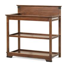 amazon com dressing table in coach cherry finish baby