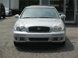 2003 hyundai sonata gls used cars for sale at alpine motors of raleigh