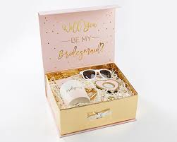 will you be my bridesmaid gold will you be my bridesmaid kit