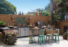 outdoor kitchen designs ideas outdoor kitchen design trey s tips for a better