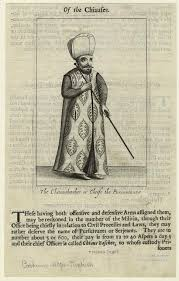 Ottoman Empire Laws The Chaousbashee Or Cheife The Pursuivants From The Present State