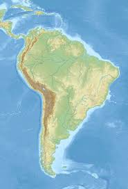 Map Of Central America And South America 1960 Valdivia Earthquake Wikipedia