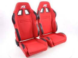 siege tuning fk automotive tuning shop sportseat set racecar fabric