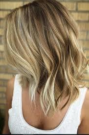 how to balayage on medium length hair 25 fantastic easy medium haircuts 2018 shoulder length