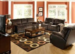 grey walls brown sofa chocolate brown sofa living room decorating ideas lovely for your