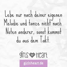selbstbewusste sprüche sei immer nur du mehr sprüche auf www girlsheart de