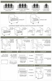 how to measure sofa for slipcover how to measure a sofa for slipcovers sure fit slipcovers cotton duck