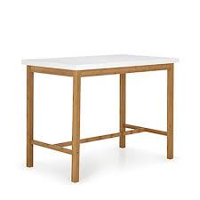 table de cuisine haute table haute et bar mange debout alinéa
