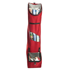 Gift Wrap Storage Containers Wrapping Paper Storage Indoor Christmas Decorations The Home Depot
