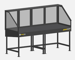 Downdraft Table Design - Downdraft table design