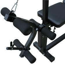 Famosos Banco De Supino Wct Fitness 367 Estação De Musculação Aparelho  #MJ19