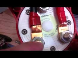 wiring blue sea transfer video response youtube