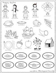 Thanksgiving Story For Preschool Children S Thanksgiving Drawing Festival Collections