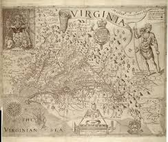 the founding of virginia north carolina digital history