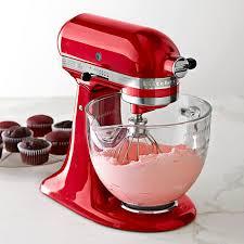 kitchenaid design series stand mixer williams sonoma