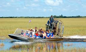 fan boat tours miami coopertown airboat tours in miami fl groupon