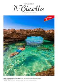 il bizzilla august 2017 by air malta issuu