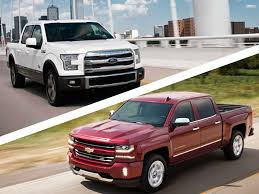 ford f150 best year 2017 chevrolet silverado vs 2017 ford f 150 which is best