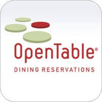 open table reservation system facebook ups its mobile push with restaurant reservations tv