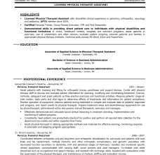 Sample Ot Resume by Massage Therapy Resume Templates Corpedo Com