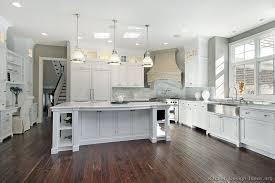 white cabinet kitchen ideas white wednesday kitchen of the day a large and luxurious kitchen
