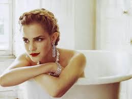 emma watson vanity fair wallpapers emma watson not just another in a bathtub etc